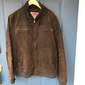 Levi's genuine leather jacket